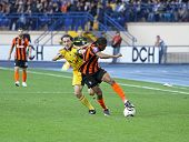 Metalist Kharkiv Vs Shakhtar Football Match