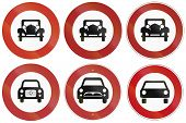 picture of traffic rules  - Collection of historic and modern  - JPG