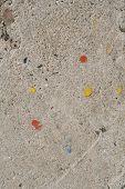 Spots Of Paint