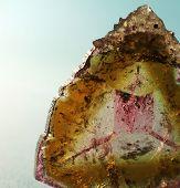 Tourmaline mineral