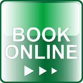 book online green Button Web icon