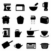Kitchen Utensils And Items