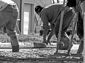 Concrete Work 3 Bw