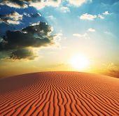 Deserts dune