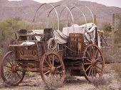 Antique Stagecoach