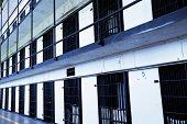 interior de la prisión