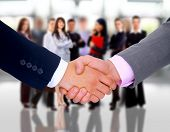 stock photo of promises  - handshake - JPG