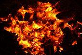 Coal in Fire