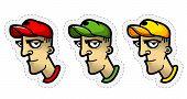 Cartoon Character Avatar