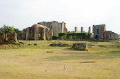 Ruinas del monasterio San Francisco