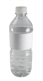 image of bottle water  - a close - JPG