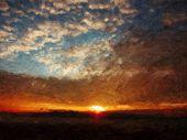 Painted Sunrise