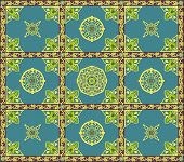Christian Orthodox Pattern