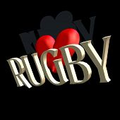 3D, Love Rugby