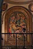 Fresco, Church Interior , Florence