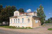 Old village house
