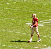 Florida State University Quarterback Christian Ponder