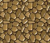 Rubble masonry seamless, vector