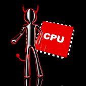 Diabo de CPU