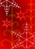 Curly Snowflake Xmas