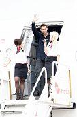 LOS ANGELES - 23 de setembro: Hugh Jackman chega como Virgin America revela novo DreamWorks 'bobina de aço pla