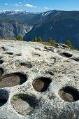 Yosemite Rock Formations