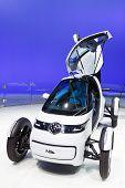 Volkswagen Nils Concept Car