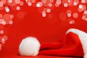 rote Nikolausmütze