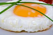 Fried Eggs Sunny Side Up
