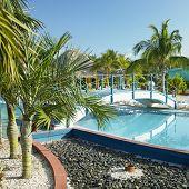piscina del Hotel, Cayo Coco, Cuba