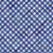 Watercolor Stripe Diagonal Plaid Seamless Pattern. Purple Stripes On White Background. Watercolour H poster