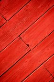 image of red barn  - Old red barn wood - JPG