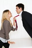 bullying in the workplace. aggression and conflict among colleagues.