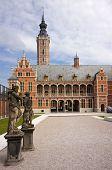 Flämischen Architektur