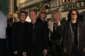 LOS ANGELES - JUN 8: Def Leppard at the 'Rock of Ages' Los Angeles premiere held at Grauman's Chines