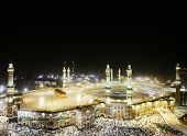 pic of kaaba  - Islamic Holy Place - JPG