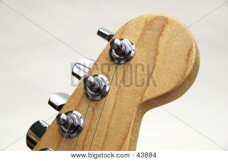 Guitar Head poster