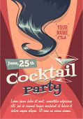 Cocktail-Party poster