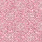 Fondo retro en colores rosados.  Patrones sin fisuras pueden utilizarse para fondos de pantalla, rellenos de patrón, pa de la web