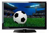 Fútbol en TV