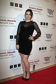 BEVERLY HILLS - MAR 23: Sophie Simmons at  the 2013 Genesis Awards Benefit Gala at The Beverly Hilto