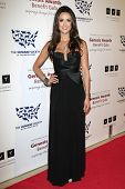 BEVERLY HILLS - MAR 23: Katie Cleary at  the 2013 Genesis Awards Benefit Gala at The Beverly Hilton