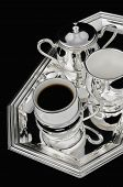 Silver Coffee Set