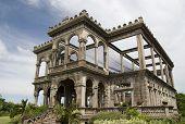 Lacson Ancestral House Ruins
