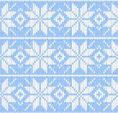 Scandynavian Knitted Pattern