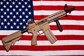 picture of ar-15  - AR - JPG