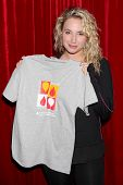 LOS ANGELES - OCT 6:  Molly McCook at the Light The Night The Walk to benefit the Leukemia-Lymphoma