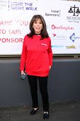 LOS ANGELES - OCT 6:  Kate Linder at the Light The Night The Walk to benefit the Leukemia-Lymphoma S