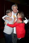 LOS ANGELES - OCT 6:  Char Griggs, John McCook, Kate Linder at the Light The Night The Walk to benef