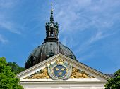 Swedish Arm�e Museum In Stockholm (sweden)